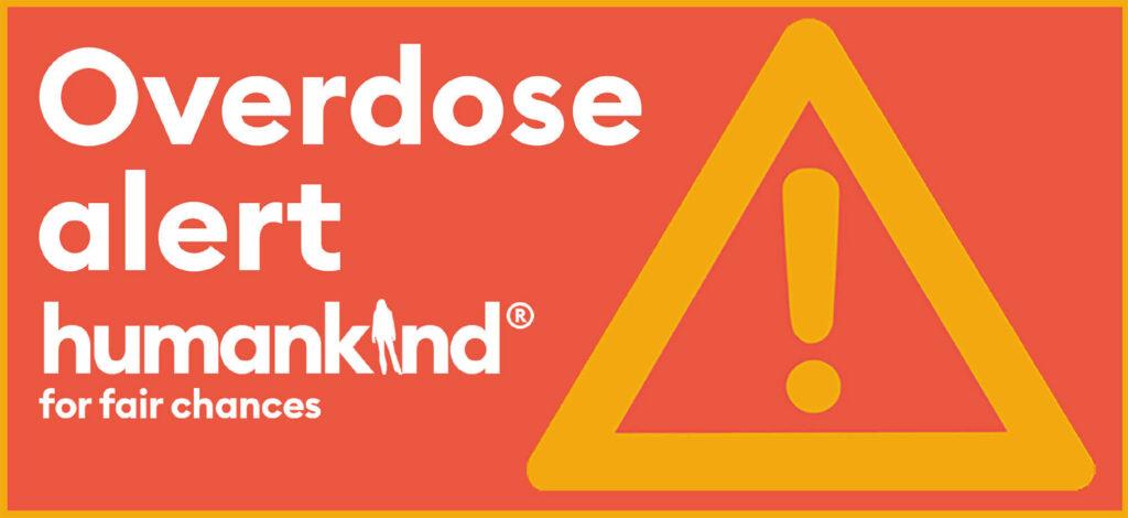 Overdose alert Cannock Staffordshire